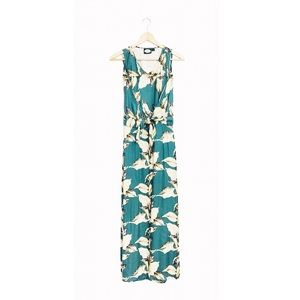 Tommy Bahama | Tropical Print Halter Dress